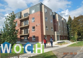 Student houseing near the universities as well as local co